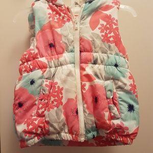 Gymboree vest size 18-24months